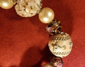 Earth toned bracelet