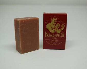"Handmade soap ""Bad boy"" (cinnamon and spice)"
