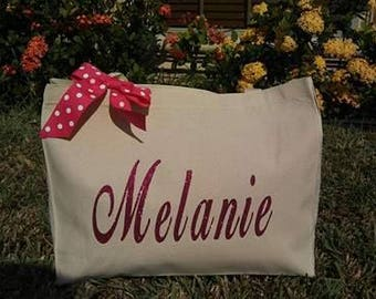 Tote Bag | Canvas Bag | Personalized | Handbag
