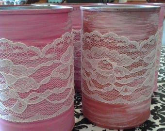 Rustic & Lace Caddies