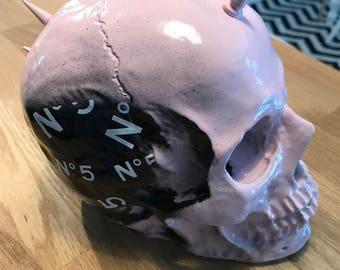 Ch rock skull