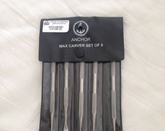Wax Carving Set for Jewellery Making