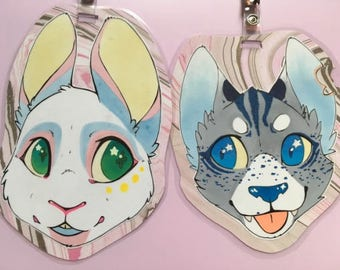 Traditional Badges
