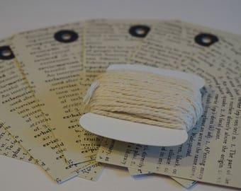 Dictionary Print Tags