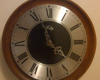 Welby Clock Etsy