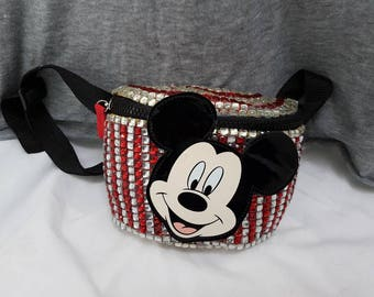 Mickey mouse fanny pack