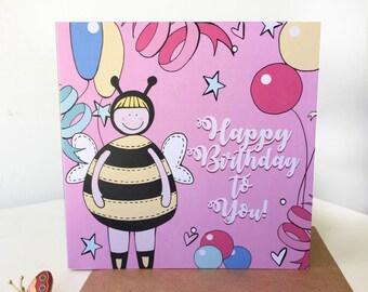 Pretty Bee