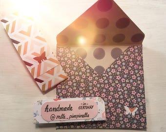 "Envelope ""Butterfly"""