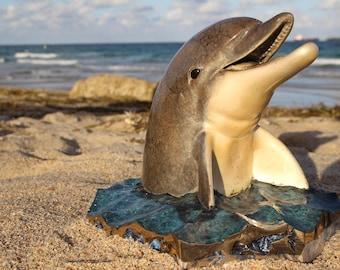 "Robert Wyland ""Dolphin Speak "" RARE Make Offer"