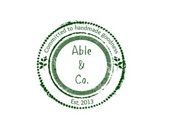 Coming Soon! - Able & Co. Committed To Handmade Goodness!