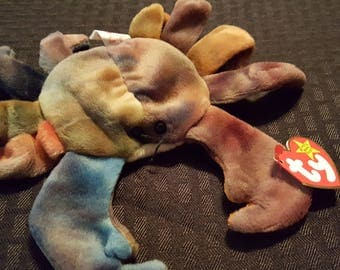 TY Claude The Crab Beanie Baby