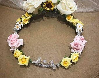 Bride to be hen do veil