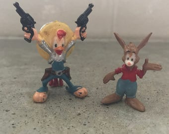 1960s Walt Disney Disneykins Panchito & Brer Rabbit