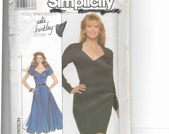 Simplicity Misses' Dress Pattern 8905