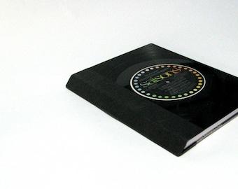 Celine Dion - Vinyl Record LP Notebook