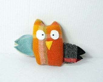 Baby Owl, Owlet Soft  Toy Plushie for Baby