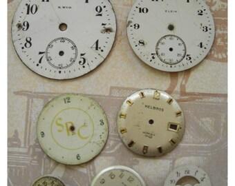 Vintage Watch Faces