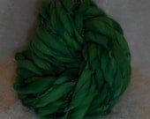 Shades of Green Slimmer Thick n Thin Merino 29 yards 1.9 oz  Super Bulky