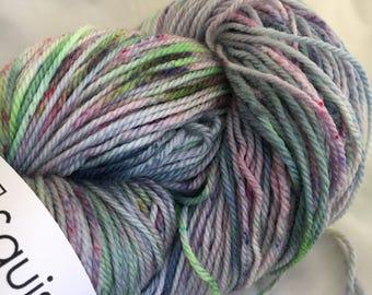 SPACE  CADET Squishy Sock Yarn