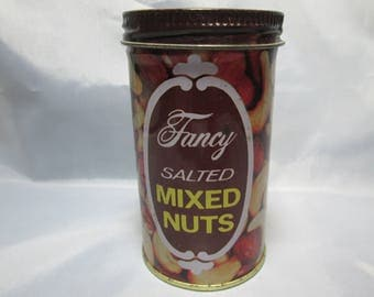 Peanut Can Suprise Gag Mixed Nuts