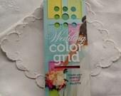 Wedding Color Grid