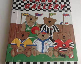 Vintage Wallpaper Catelog Book Peanut Gallery Child's 1990s