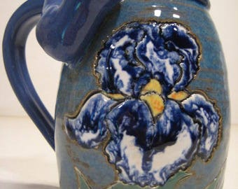 Iris * Wake and Bake  Mug....  MUG and a PIPE.... AWESOME !!!  .......   A96