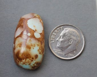 Turquoise Cabochon Oval Royston