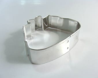 Purse or Ladys Handbag  4 inch Cookie Cutter Style B