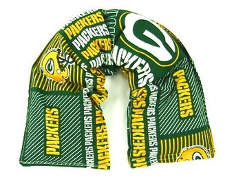 Green Bay Packers: Hot Cold Therapy, Microwavable, Herbal Heat Pack Heating Pad Heat Packs Gift Guide