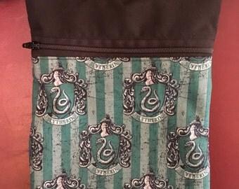 Harry Potter House of Slytherin Bag