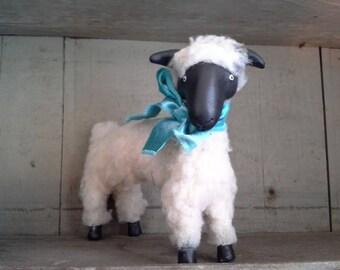 Sheep art doll bjd prop Blythe posable clay figure