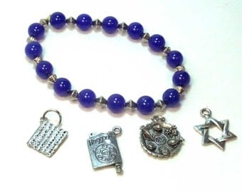 Passover Charm Bracelet - Made to Order