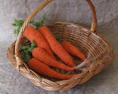 Carrot Photo Prop/Spring/Easter/3 Sizes/Baby Photo Prop/Ready to Ship