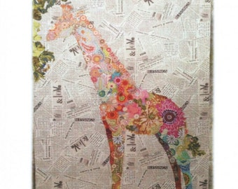Potpourri pattern by Laura Heine