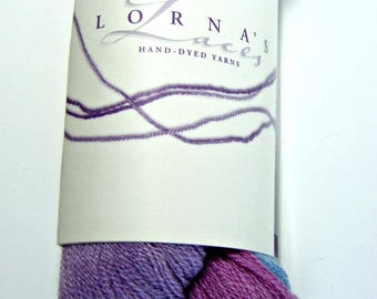 Lorna's Laces Helen's Lace - Wisteria