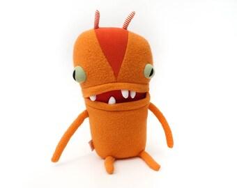 """Monster Plush Stuffed """"Lemme"""" Mini Pocket Cotton Monster"""