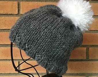 Alpaca Winter Hat