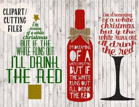Wine Svg Files Christmas Svg Designs Christmas Cut Files