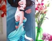 Original painting Haruki