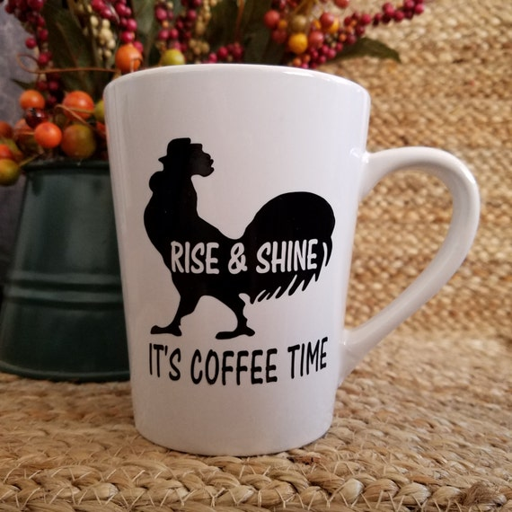 Rise and Shine Coffee Mugs 14oz Mug Dont make me adult coffee cup tea cup Choose your favorite I cant adult today rise and shine