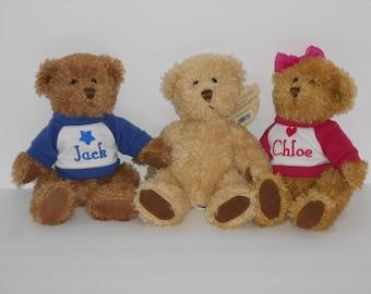 Personalized bear cub