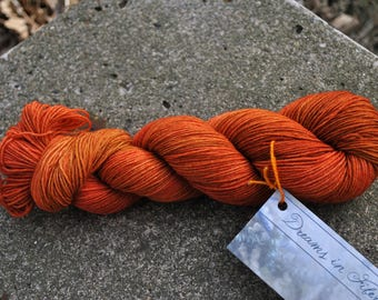 LIMITED EDITION BASE - Sportweight 8 ply - Rusty Nail Colorway