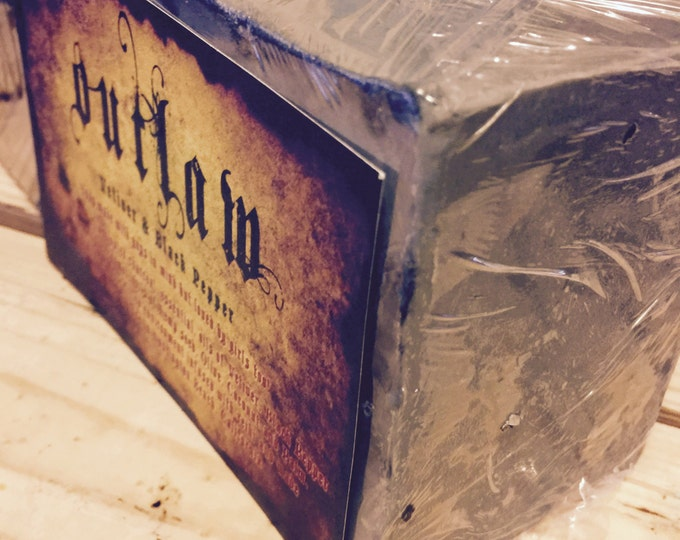 OUTLAW SOAP 1LB