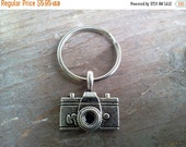 SALE Stock UP 60% off Camera Keychain Purse Key Fob Zipper Pull Backpack Charm