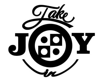 Take Joy In Checkers Decal