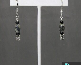 Serpentine Dangle Earrings