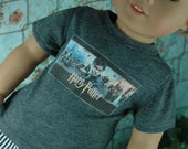 American, made, boy, girl, graphic, tee, shirt, fits, 18 inch doll, top, doll clothes