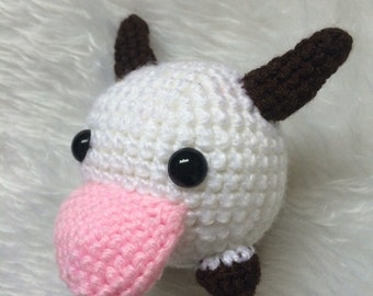 Poro League of Legends Amigurumi - Made to order