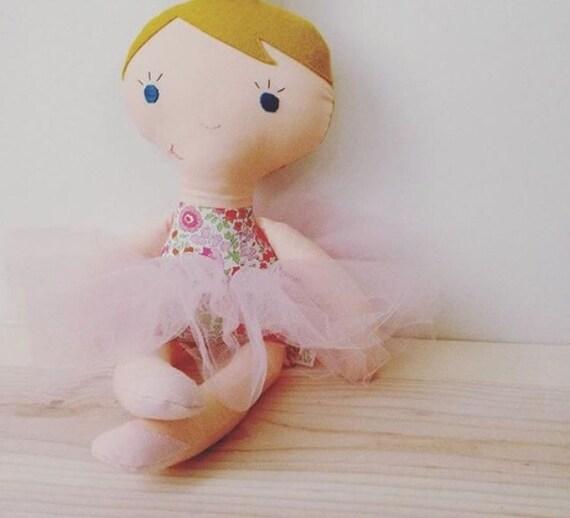 Custom Ballerina Doll